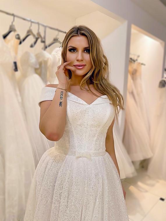 Свадебное платье Инесса споса 1407