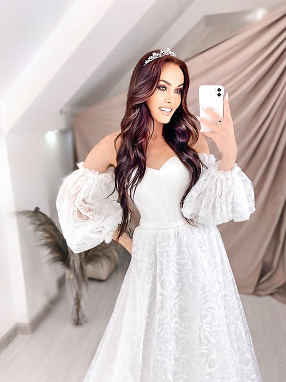 Свадебное платье Челси Бридал 1503