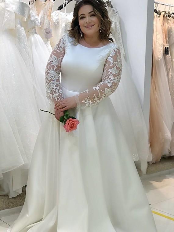 Свадебное платье Челси бридал 1546