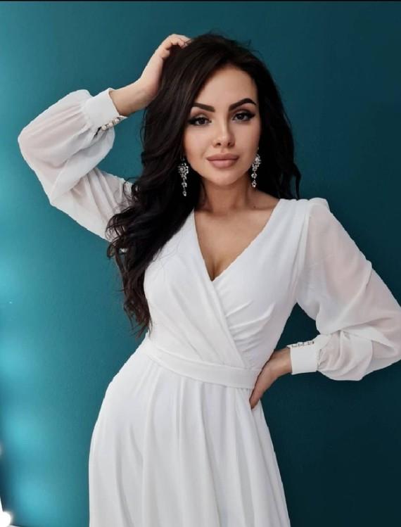 Свадебное платье Кристал 1