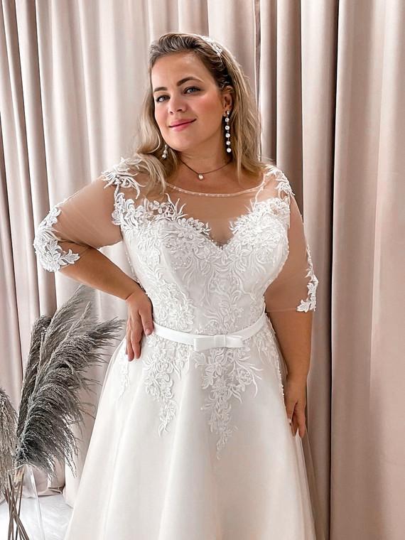 Свадебное платье Алина споса 1445