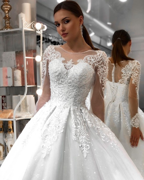 Свадебное платье Мариолла 1521