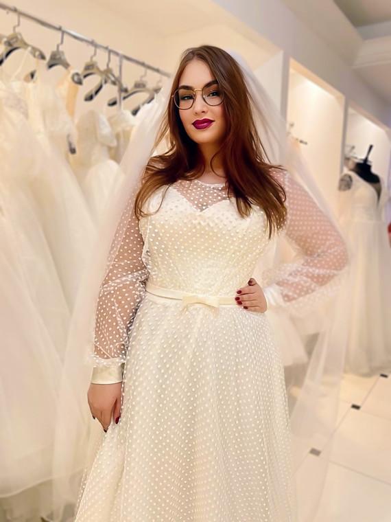 Свадебное платье Инесса споса 1415