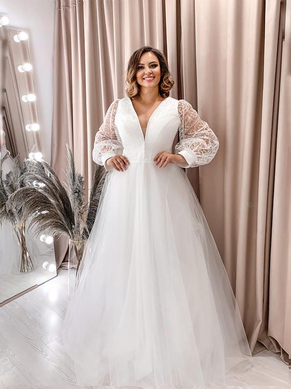Свадебное платье Одета Веддинг 1392