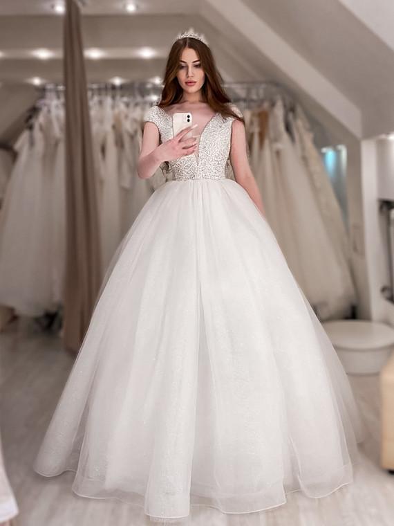 Свадебное платье Мариолла 1329