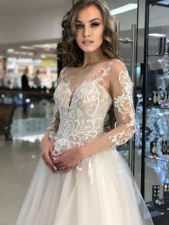 Свадебное платье Тати споса 1645