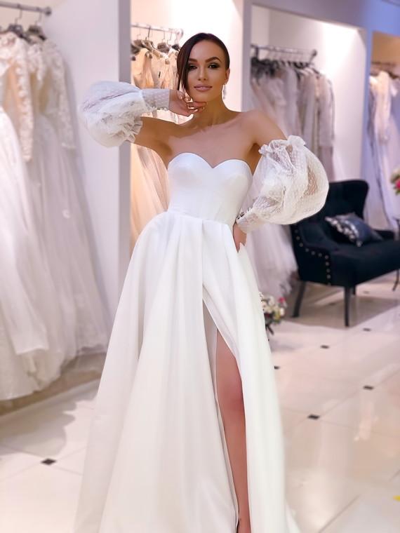 Свадебное платье Алина споса 1288