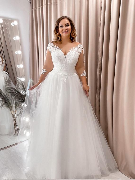 Свадебное платье Оксана Веддинг 1440