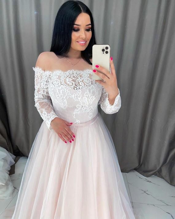 Свадебное платье Челси Бридал 1524