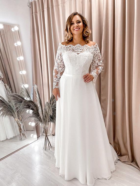 Свадебное платье Челси Бридал 1382