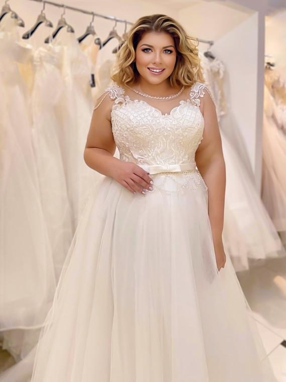 Свадебное платье Голант 1408