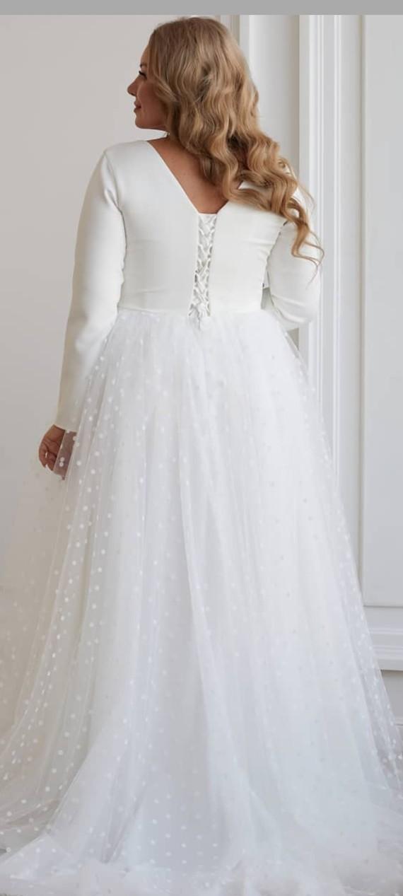 Свадебное платье Миранова 1242