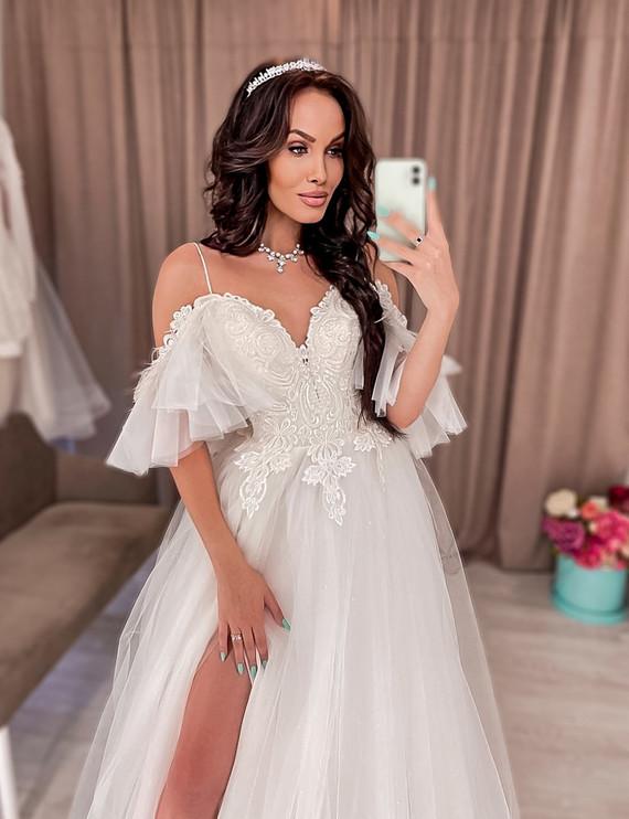 Свадебное платье Мила споса 1371