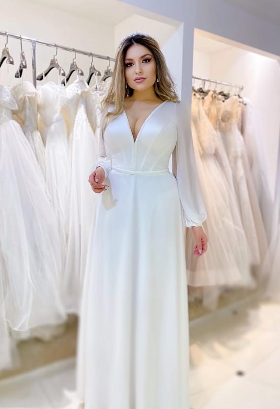 Свадебное платье Челси бридал 1249