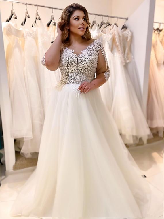 Свадебное платье Оксана веддинг 1310