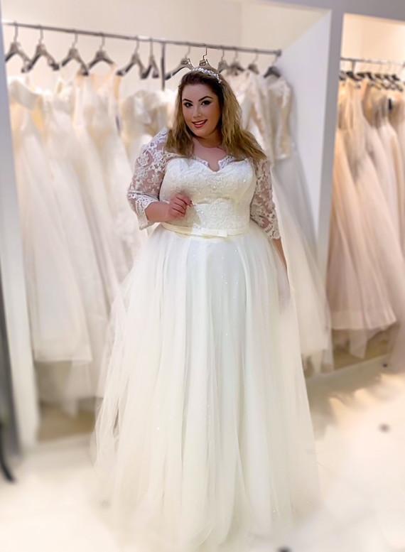 Свадебное платье Инесса споса 1419