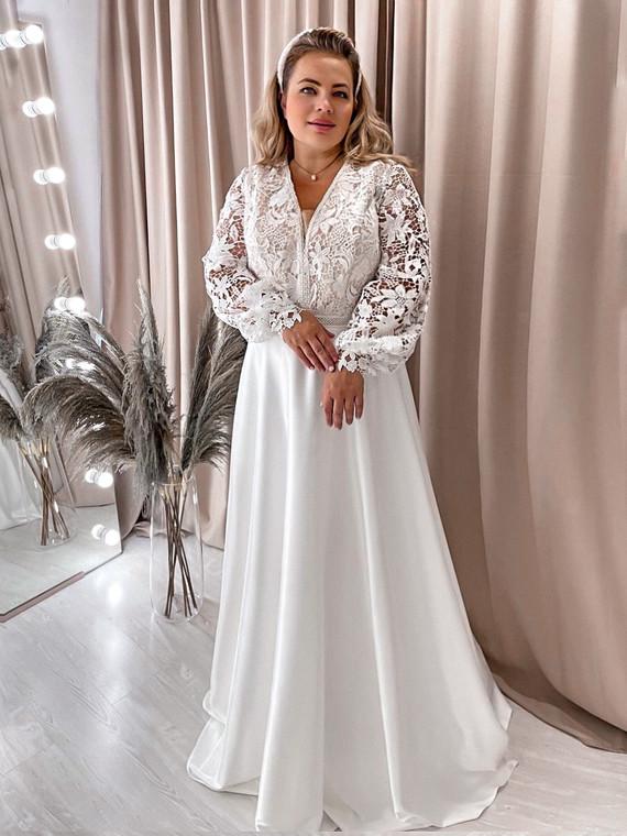 Свадебное платье Инесса споса 1376