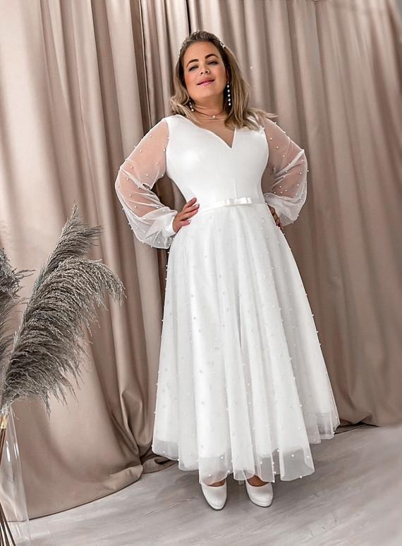 Свадебное платье Инесса споса 1396