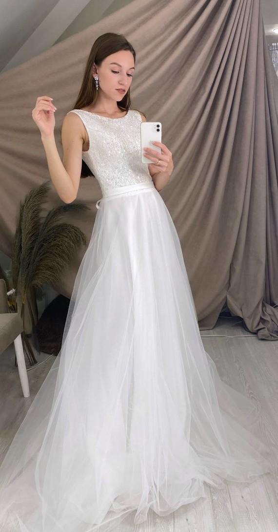 Свадебное платье Гучи веддинг 1247