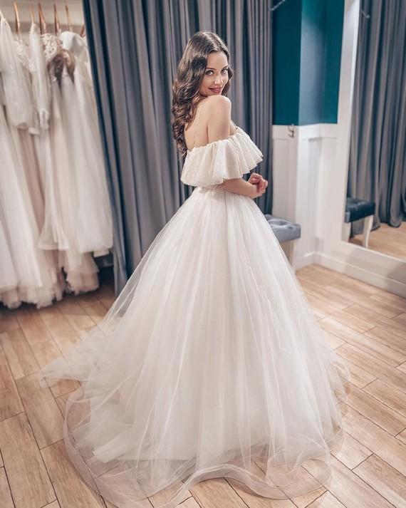 Свадебное платье Алина споса 1542