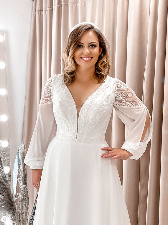 Свадебное платье Челси Бридал 1438