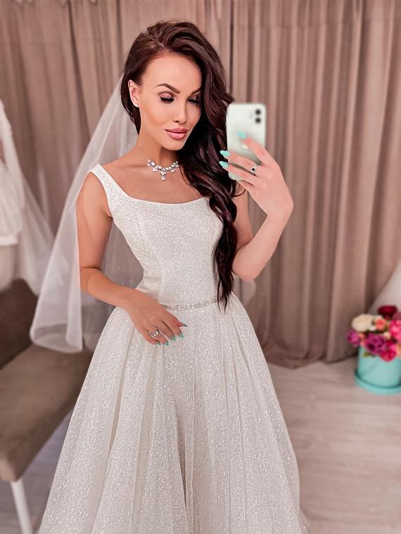 Свадебное платье Алина споса 1370