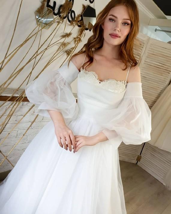 Свадебное платье Лара бридал 1577