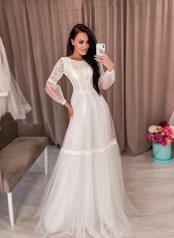 Свадебное платье Алина споса 1340