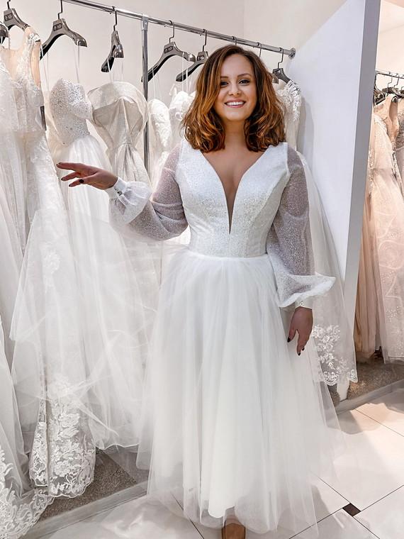 Свадебное платье Инесса споса 1405