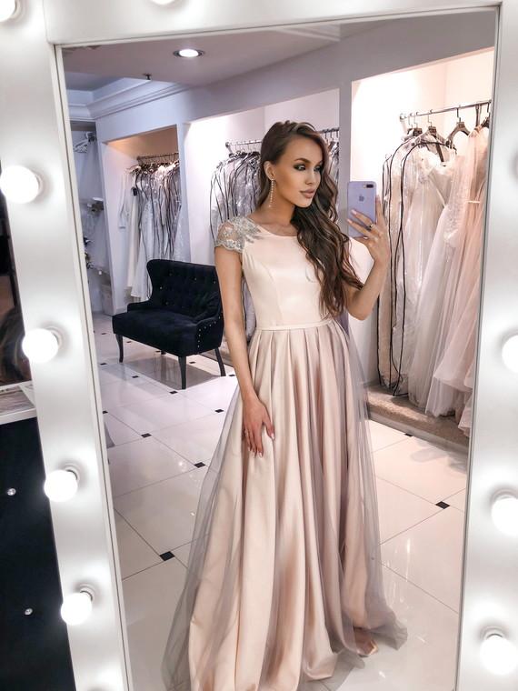 Платье вечернее Мигдресс 1320