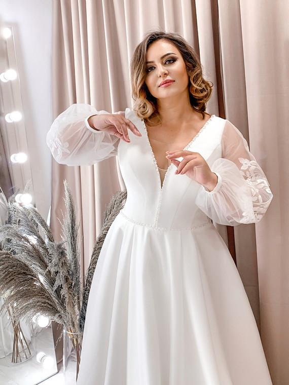 Свадебное платье Инесса споса 1394