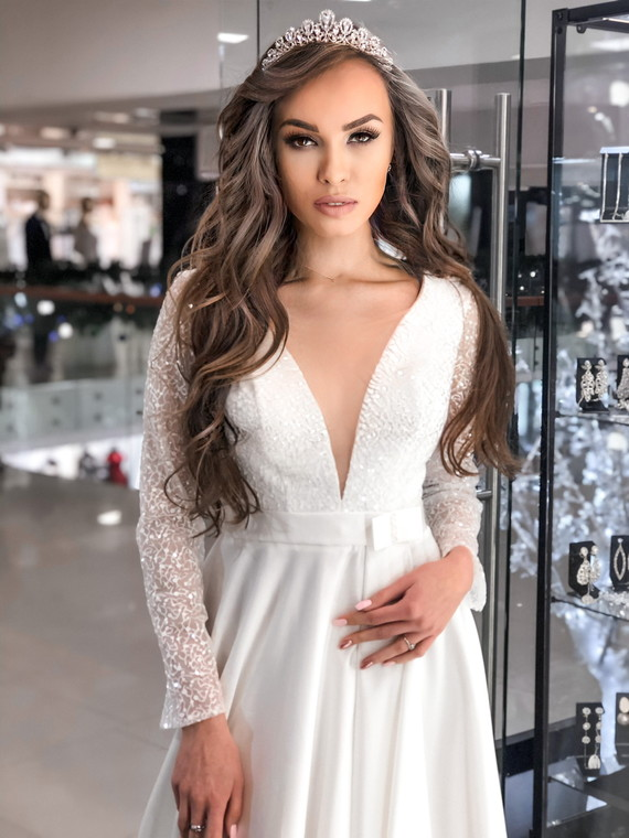 Свадебное платье Алина споса