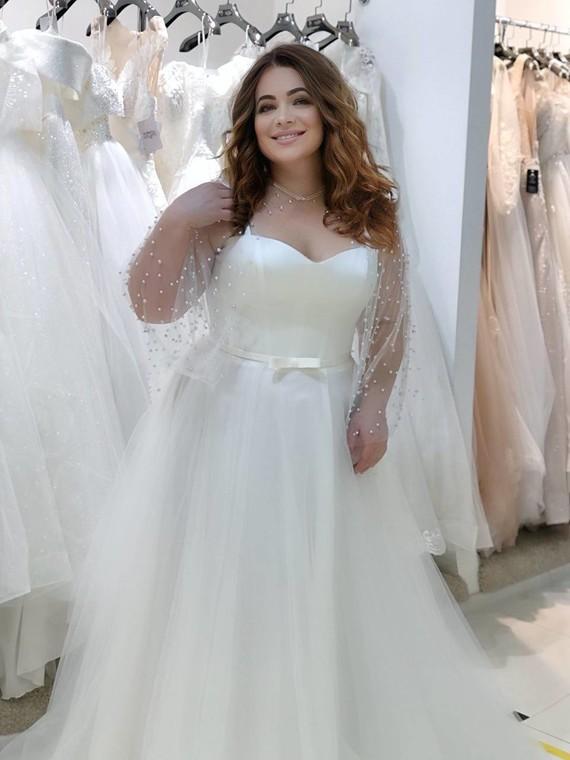 Свадебное платье Одета веддинг 1556