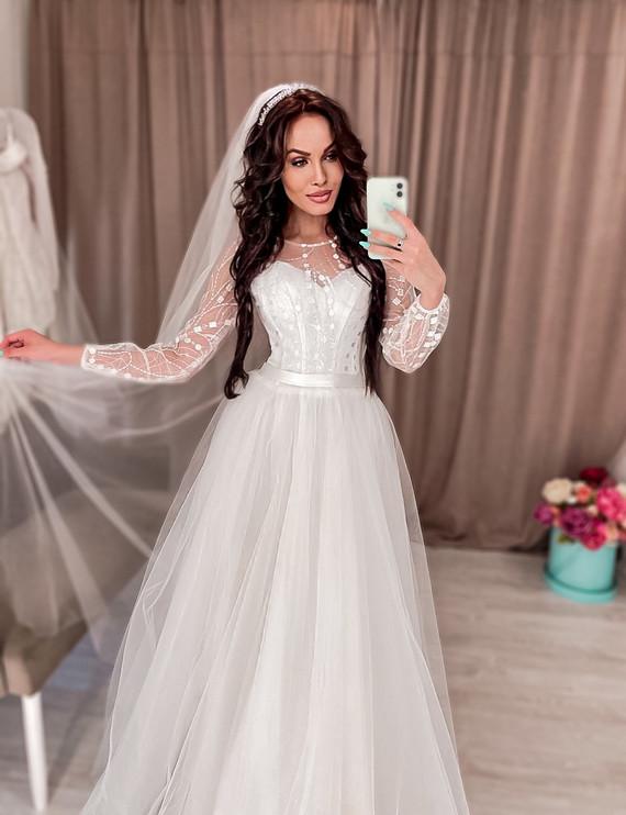 Свадебное платье Инесса споса 1367