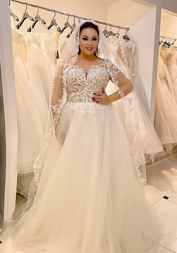Свадебное платье Оксана Веддинг 1414