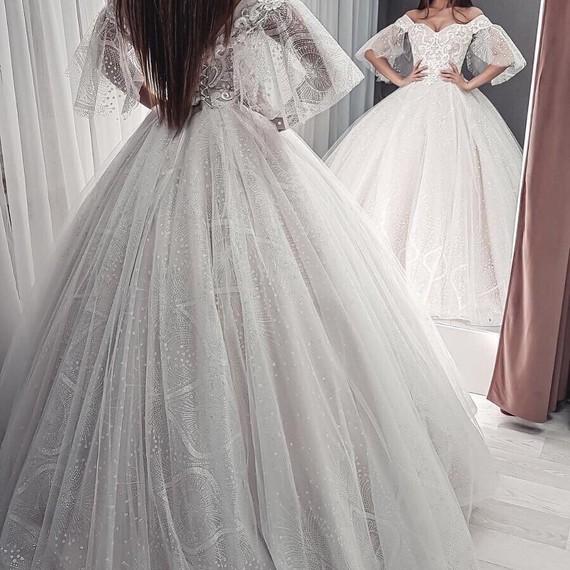 Свадебное платье Голант 1544
