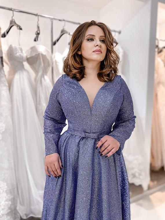 Платье вечернее Инесса споса 1306