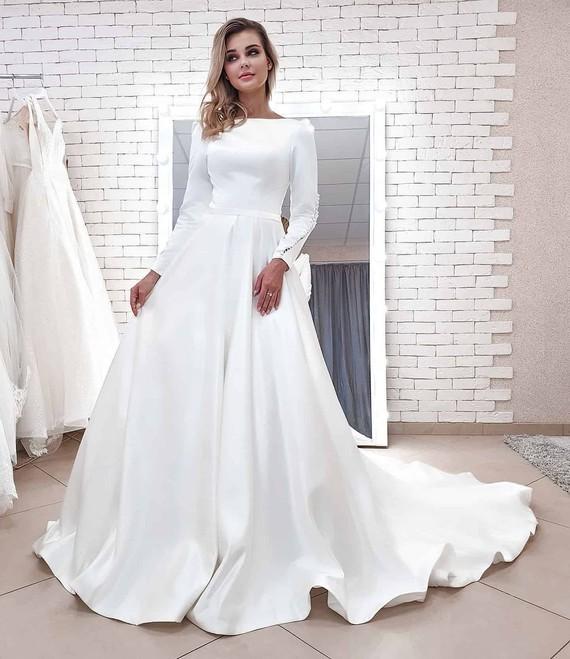 Свадебное платье Мариолла 1