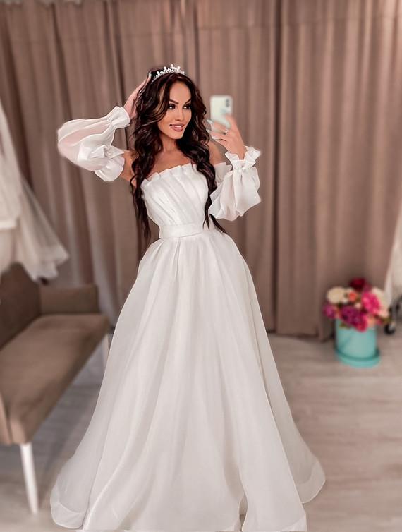 Свадебное платье Тати споса 1322