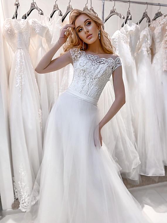 Свадебное платье Mary dress 1292