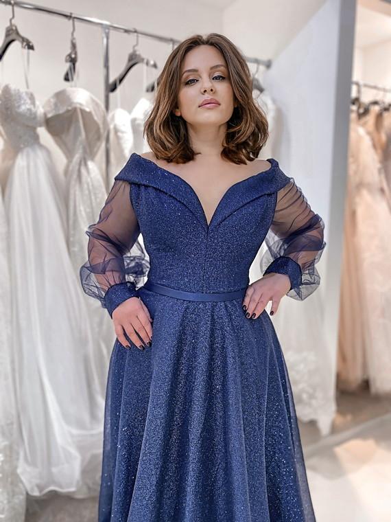 Платье вечернее Инесса споса 1304