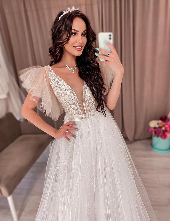 Свадебное платье Одета веддинг 1343