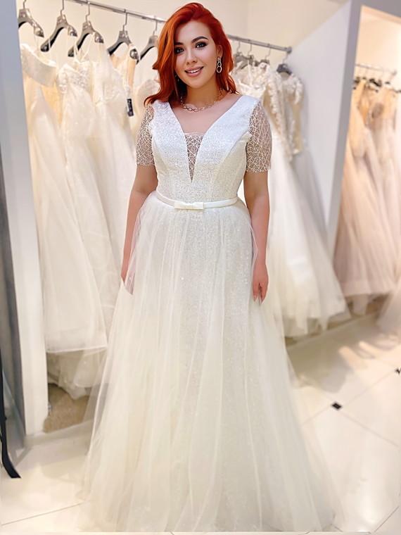 Свадебное платье Алина споса 1421