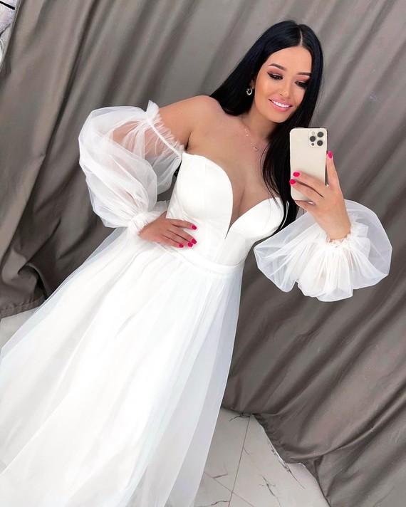 Свадебное платье Челси Бридал 1523