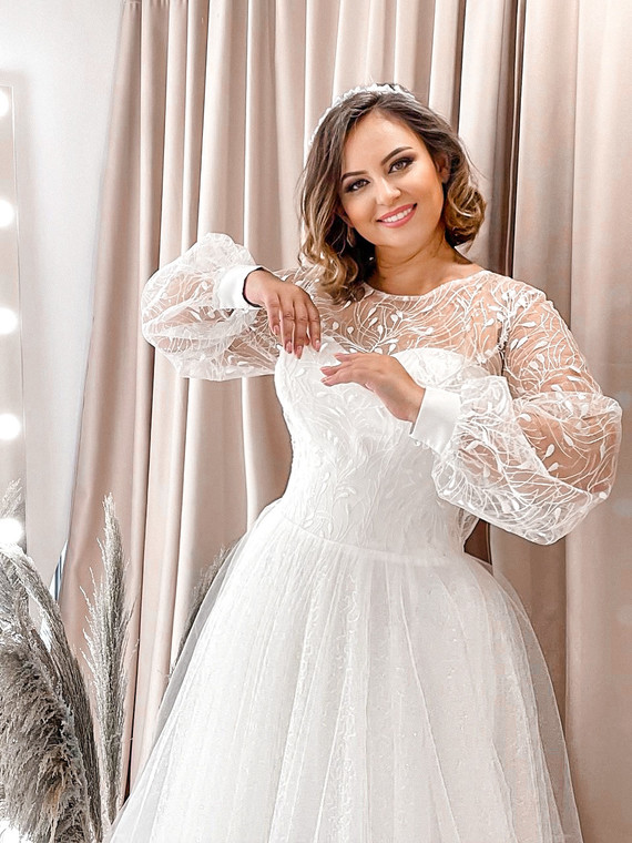 Свадебное платье Одета Веддинг 1447