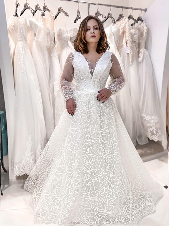 Свадебное платье Алина споса 1420